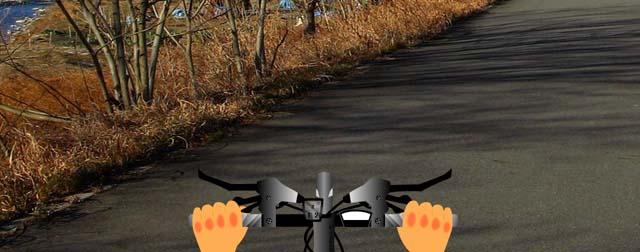 自転車シミュレータ