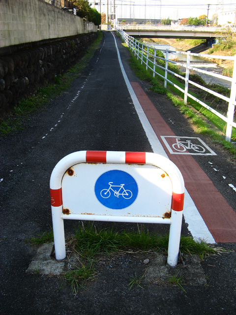 サイクリングロード2