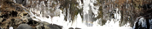 赤城山の不動大滝